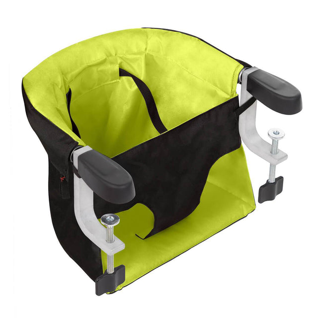 mountain buggy pod chaise haute portable en vert lime color_lime