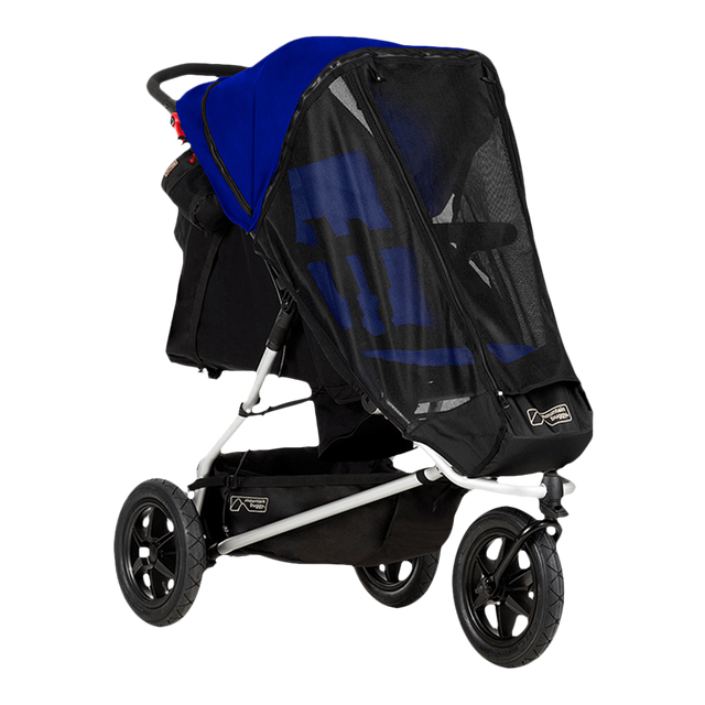 Mountain Buggy plus one double sun mesh cover_default