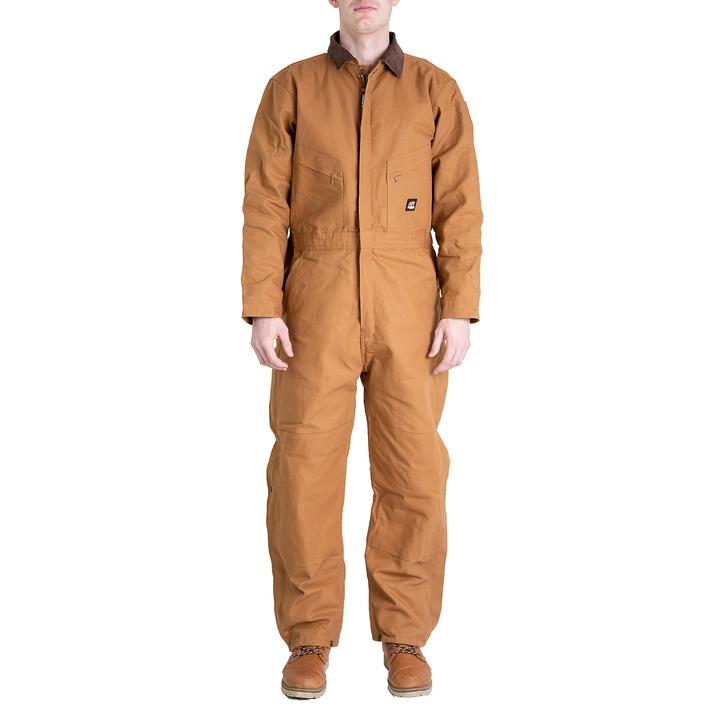 Heavy Duty Insulated Coverall