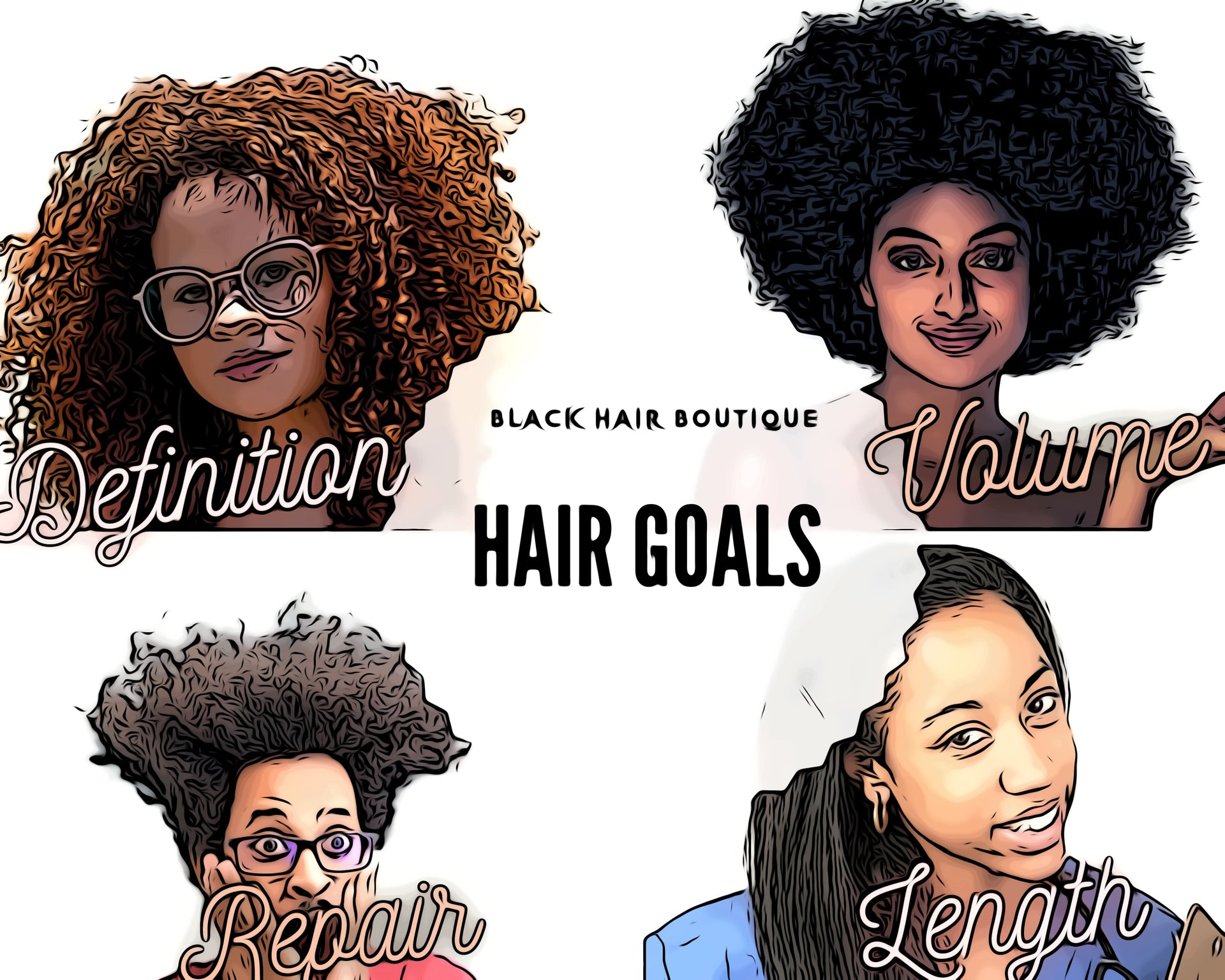 Shop by Hair Goals