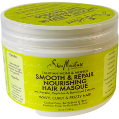 Shea Moisture Tahitian Noni & Monoi Smooth and Repair Nourishing Hair Masque