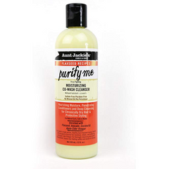 Aunt Jackie's -Purify Me – Moisturizing Co-Wash Cleanser - blackhairboutique.co.uk