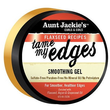 Aunt Jackie's -Tame My Edges – Smoothing Gel - blackhairboutique.co.uk