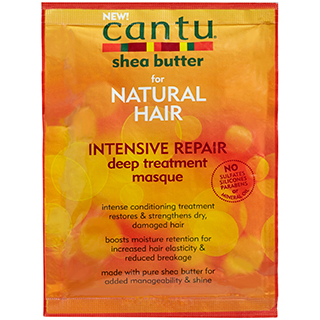 Cantu - Intensive Repair Deep Treatment Masque - blackhairboutique.co.uk