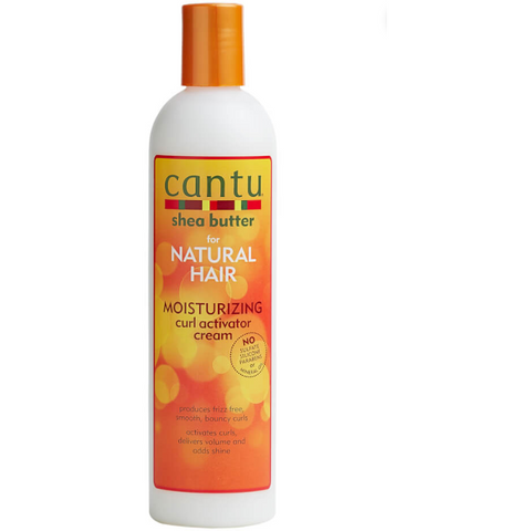 Cantu - Shea Butter Moisturizing Curl Activator Cream - blackhairboutique.co.uk