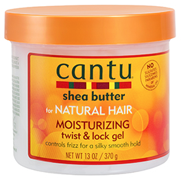 Cantu - Shea Butter Moisturizing Twist & Lock Gel - blackhairboutique.co.uk