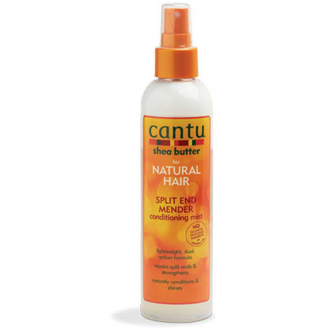 Cantu - Shea Butter Split End Mender Conditioning Mist - blackhairboutique.co.uk