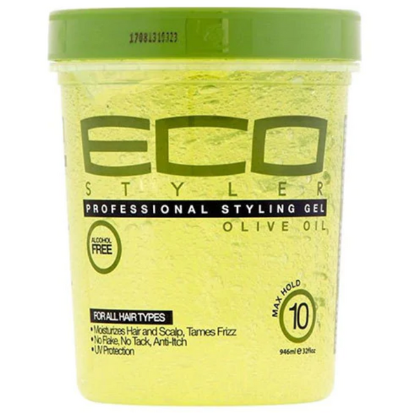 Eco Styler Olive Oil Styling Gel - blackhairboutique.co.uk
