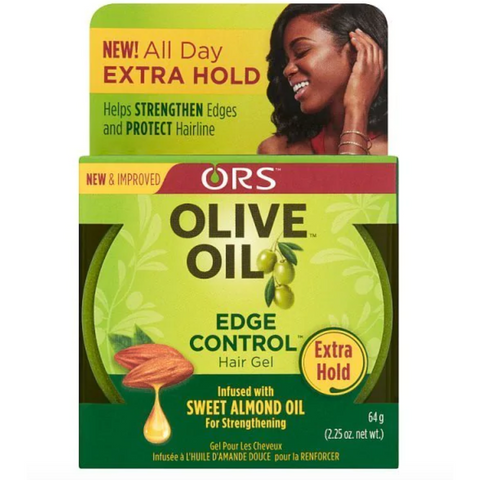 ORS Olive Oil Edge Control - blackhairboutique.co.uk
