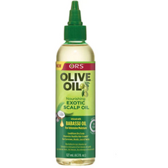 ORS Olive Oil Exotic Hair Oil - blackhairboutique.co.uk