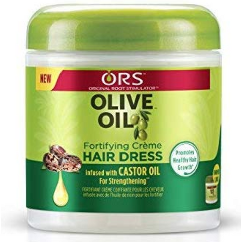 ORS Olive Oil Cream Hair Dress - blackhairboutique.co.uk