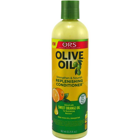 ORS Olive Oil Replenishing Conditioner - blackhairboutique.co.uk