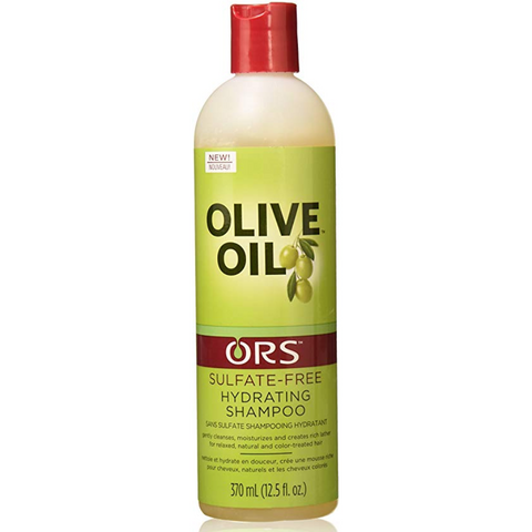 ORS Olive Oil Sulfate-Free Hydrating Shampoo - blackhairboutique.co.uk