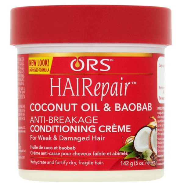 ORS Hairepair Anti Breakage Strength Creme - blackhairboutique.co.uk