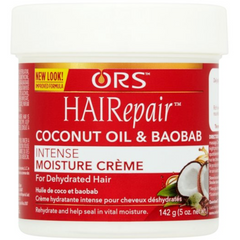 ORS - HAIRepair Intense Moisture Creme - blackhairboutique.co.uk