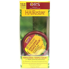 ORS HAIRestore Fertilizing Temple Balm With Nettle Leaf & Horsetail Extract - blackhairboutique.co.uk