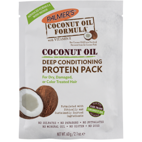 Palmer's Coconut Oil Deep Conditioning Protein Pack Of 2 - blackhairboutique.co.uk