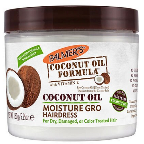 Palmer's Coconut Oil Moisture Gro Hairdress - blackhairboutique.co.uk