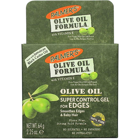 Palmer's Olive Oil Formula Super Control Gel for Edges - blackhairboutique.co.uk
