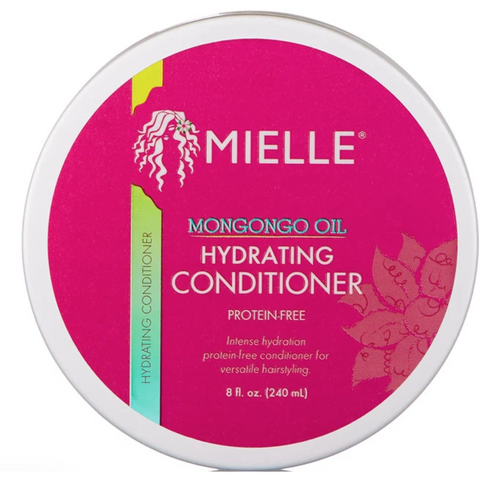 Mielle Mongongo Oil Protein-Free Hydrating Conditioner - blackhairboutique.co.uk