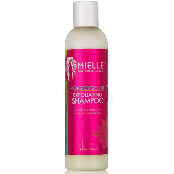 Mielle Mongongo Oil Exfoliating Shampoo - blackhairboutique.co.uk
