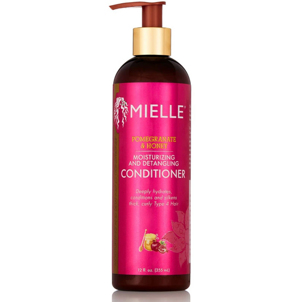 Mielle Pomegranate & Honey Moisturizing and Detangling Conditioner - blackhairboutique.co.uk
