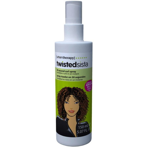 Twisted Sista 30 Second Curl Spray - blackhairboutique.co.uk