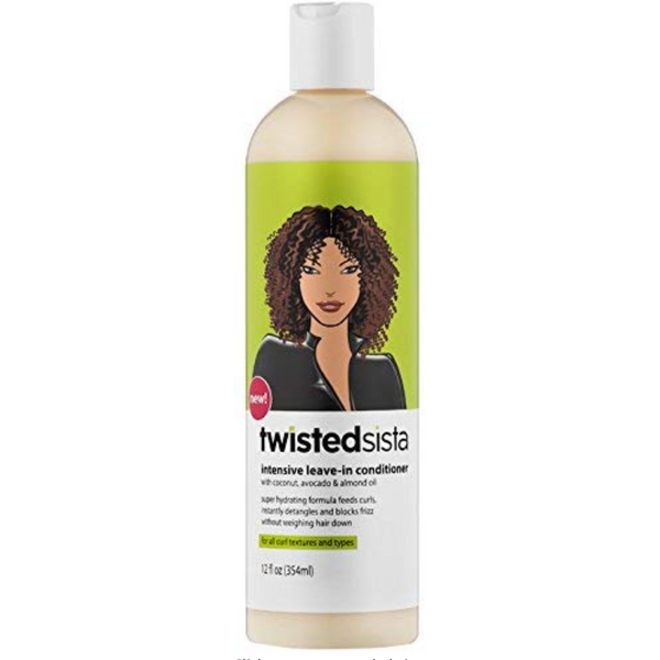 Twisted Sista Intensive Leave-In Conditioner - blackhairboutique.co.uk