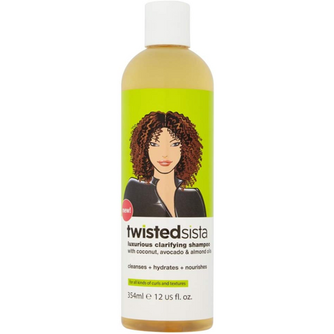 Twisted Sista Luxurious Clarifying Shampoo - blackhairboutique.co.uk