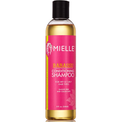 Mielle Babassu Conditioning Sulfate-Free Shampoo - blackhairboutique.co.uk