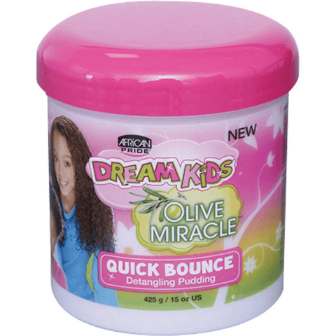 African Pride Dream Kids Quick Bounce Pudding - blackhairboutique.co.uk