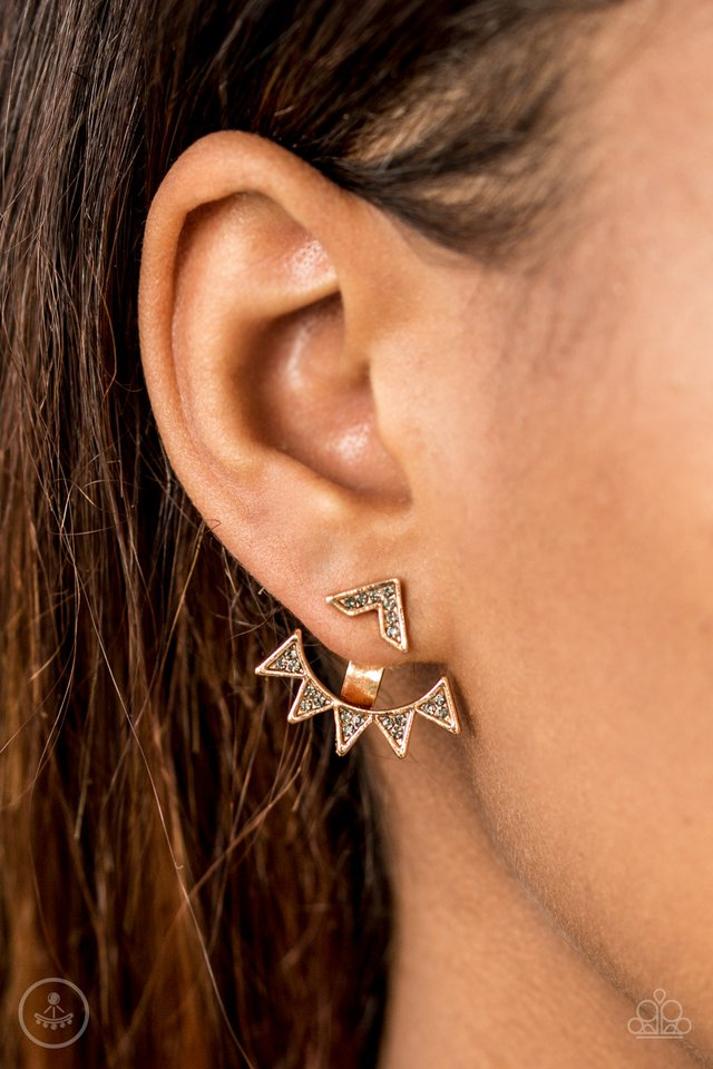 What Are Earring Jackets?