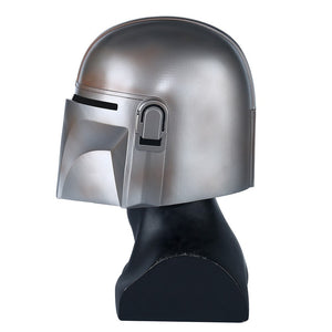 The Mandalorian Helmet
