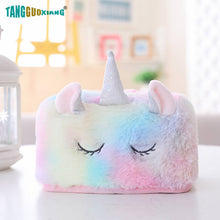 Load image into Gallery viewer, Unicorn Tissue box