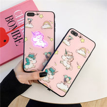 Load image into Gallery viewer, Unicorn iPhone Case