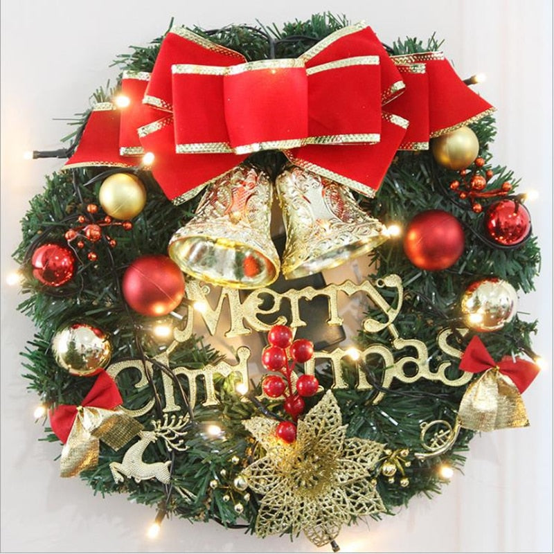 Christmas Door LED Decor