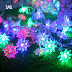 Lotus Flowers LED Decoration