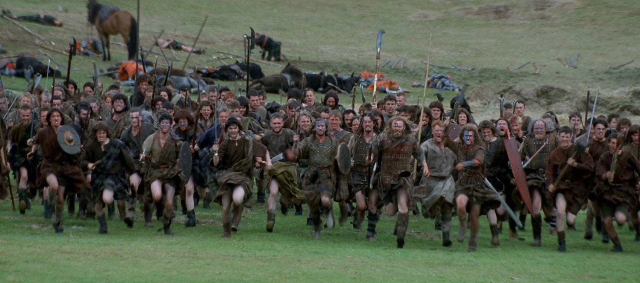 Braveheart (1995) - A Stunt Mattock used in the Film