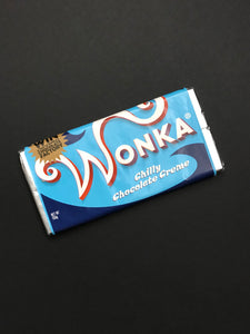 Charlie & The Chocolate Factory (2005) - A Prop 'Wonka' Bar (SOLD)