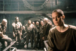 Alien 3 (1992) - Eric's (Niall Buggy) Prisoner Jacket (SOLD)