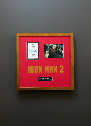 Iron Man 2 (2010) - A Stark Expo ID Badge used in the Film