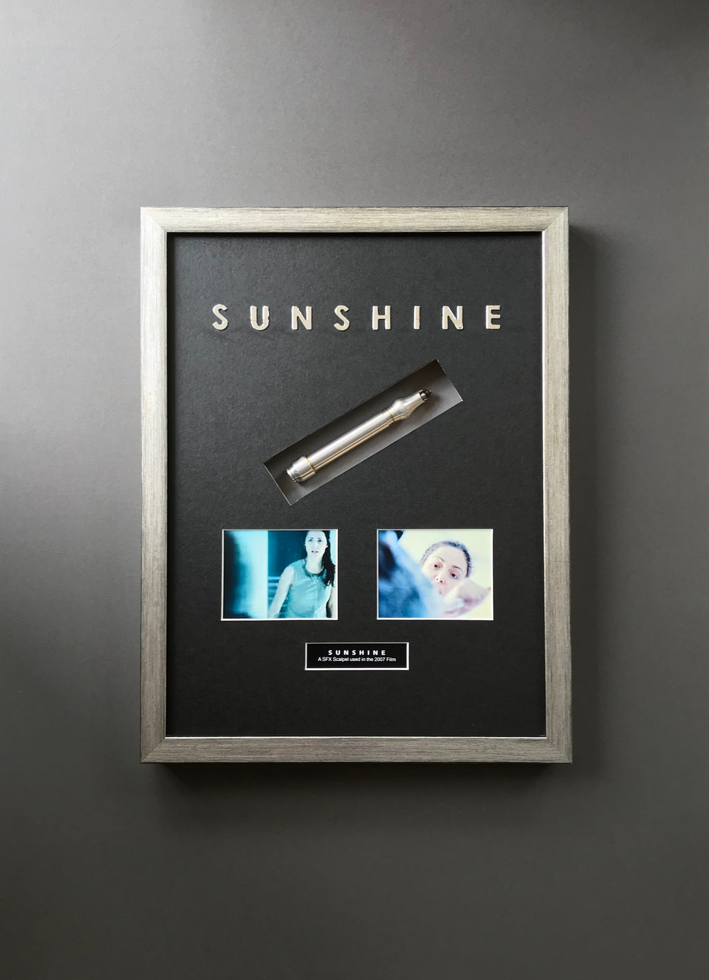 Sunshine (2007) - Prop SFX Scalpel