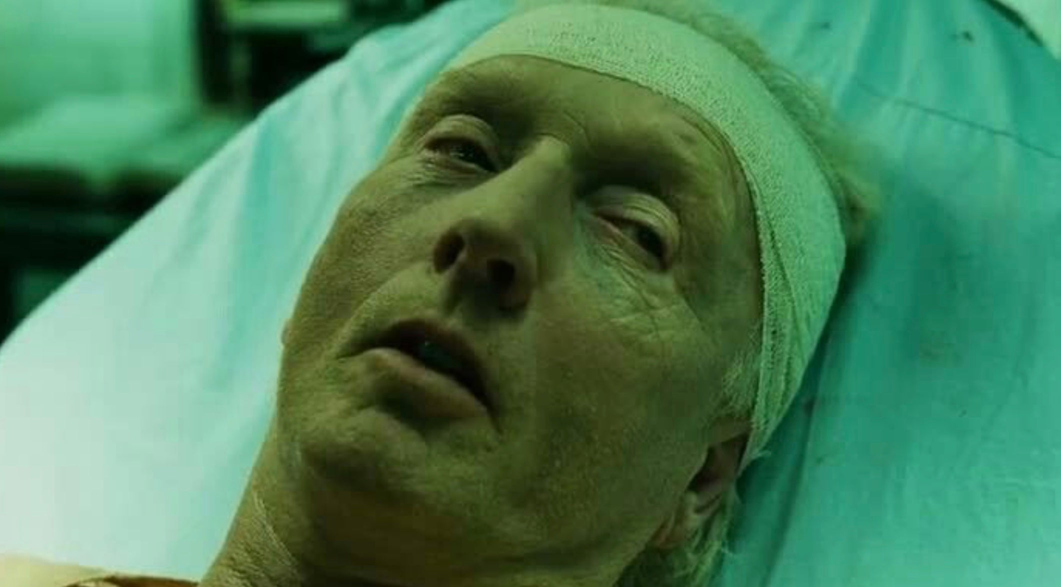 Saw III (2006) - Tobin Bell's Make-Up Sponge