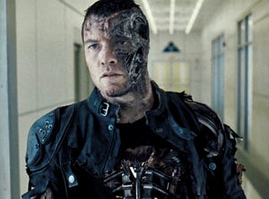 Terminator Salvation (2009) - Marcus Wright (Sam Worthington) X-Ray