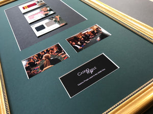 Casino Royale (2006) - Framed Relic Cards of Props from the Film