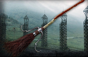 Harry Potter - A Full Scale 'Firebolt' Broom Replica by The Noble Collection (OUT OF STOCK - RETURNING SOON)