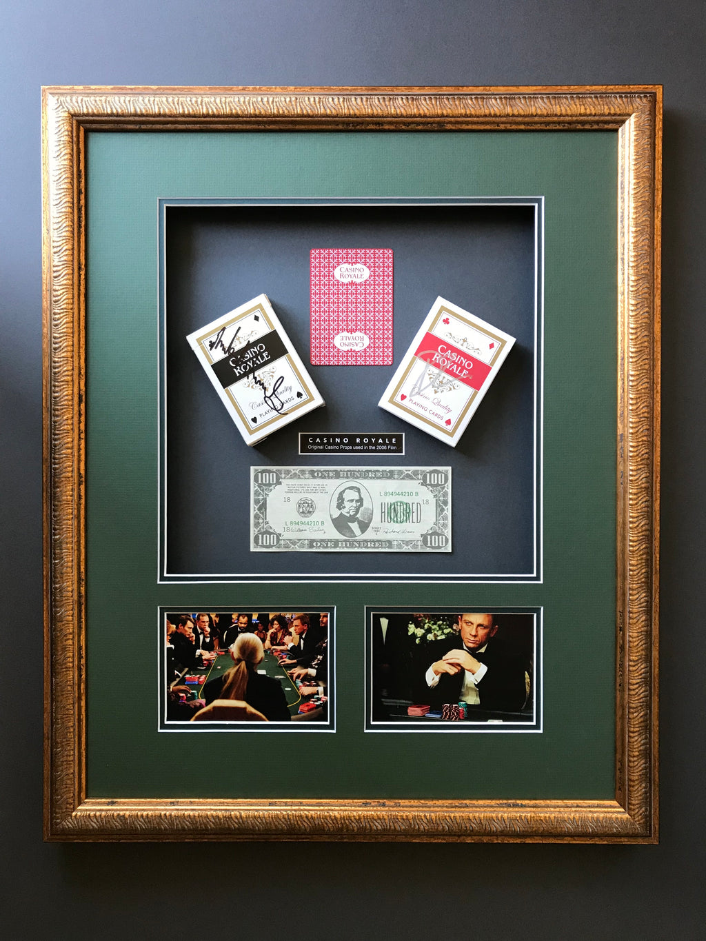 Casino Royale (2006) - Props from the Salon Privé (SOLD)