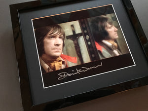 The Omen (1976) - David Warner as Keith Jennings - An Autographed Still
