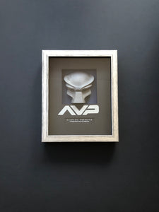 Alien vs Predator (2004) - A Framed Temple Plaque (SOLD)