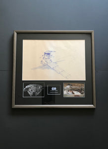 Star Wars: A New Hope (1977) - A Production Blueprint (SOLD)